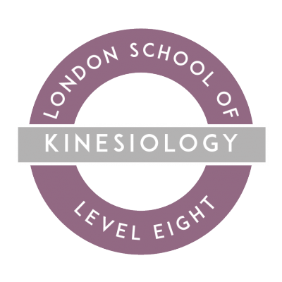 Kinesiology Training in London Level 8 logo