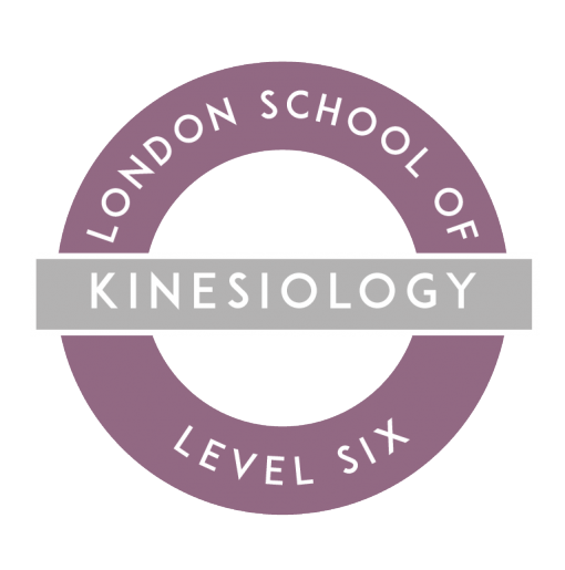 Kinesiology Training in London Level 6 logo