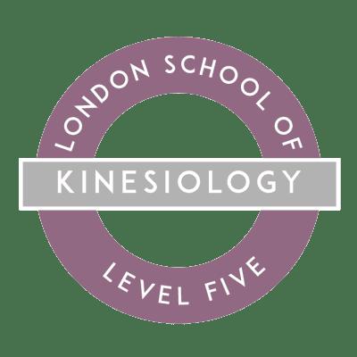 Kinesiology Training in London Level 5 logo