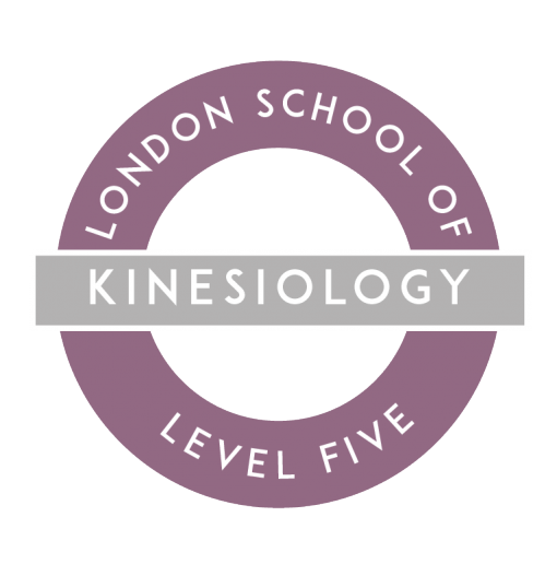 Kinesiology Training in London Level 5 logo