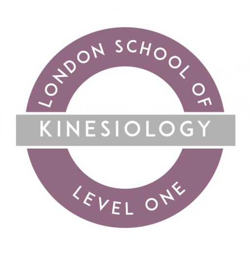 Kinesiology Training in London Level 1 logo