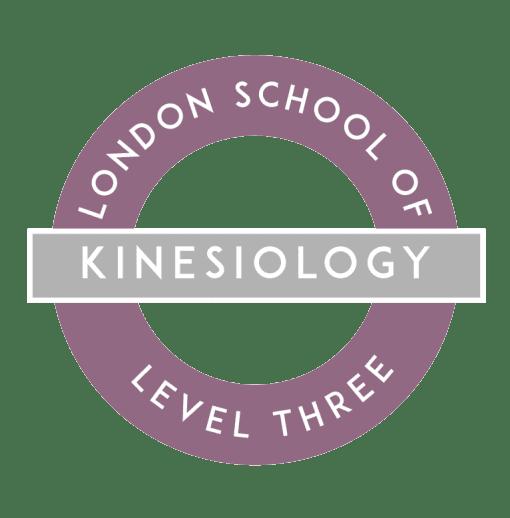 Kinesiology Training in London Level 3 logo